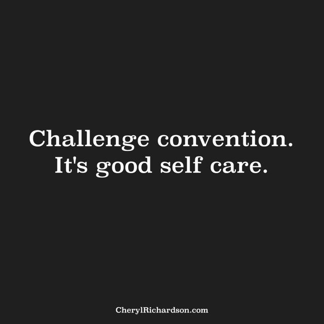 challenge convention