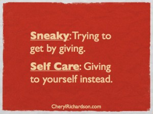 Are you sneaky or Selfish?