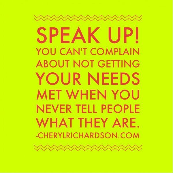 speak up-1