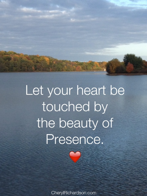 touched by Presence