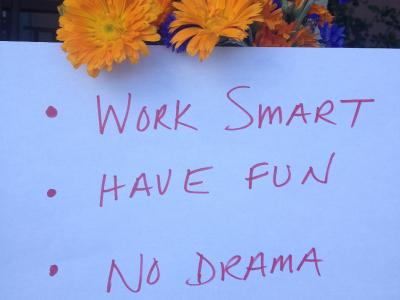 My Work Motto