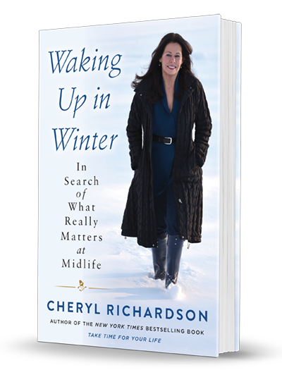 Waking Up in Winter by Cheryl Richardson