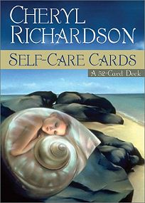 Self-Care Cards by Cheryl Richardson